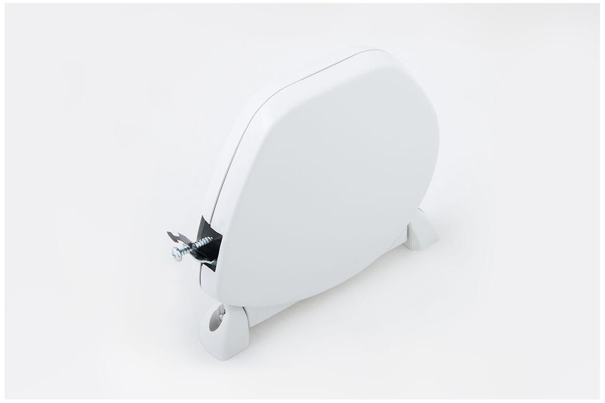 Zwijacz na taśmę do 5 m/14 mm (bez taśmy) biały