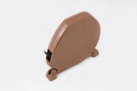 Zwijacz na taśmę do 5 m/14 mm (bez taśmy) złoty dąb