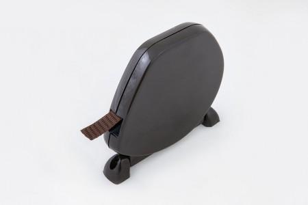 Zwijacz na taśmę do 5 m/14 mm (z taśmą) brązowy