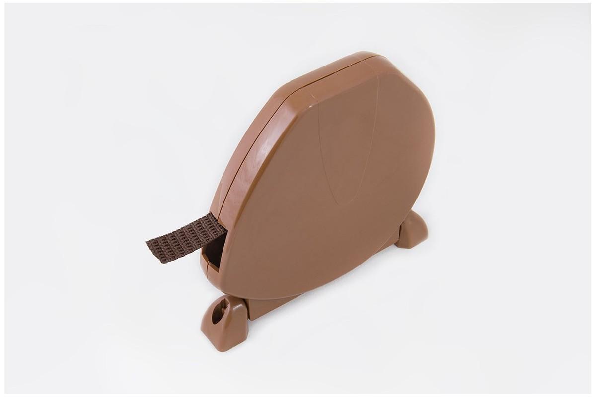 Zwijacz na taśmę do 5 m/14 mm (z taśmą) złoty dąb