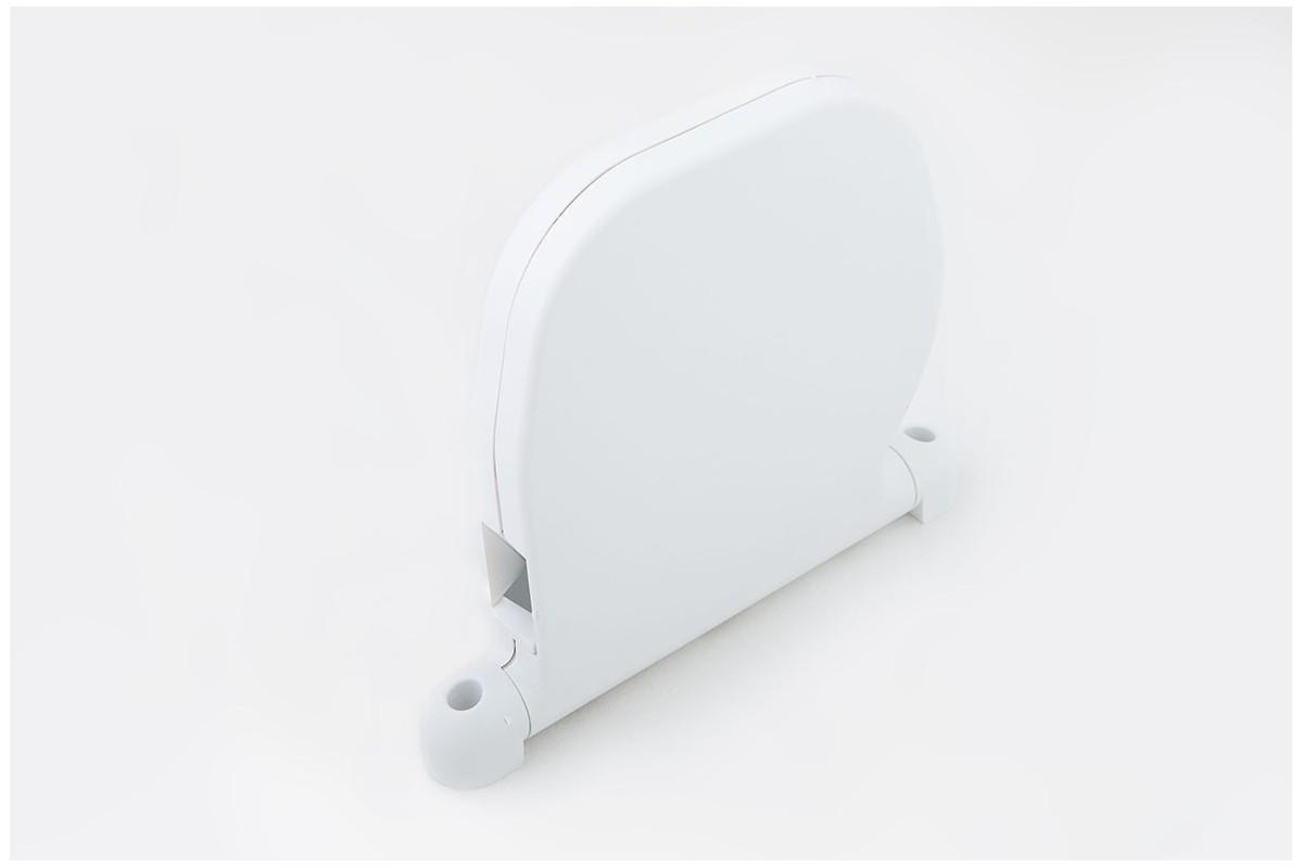 Zwijacz na sznur do 6 m (bez sznura) biały