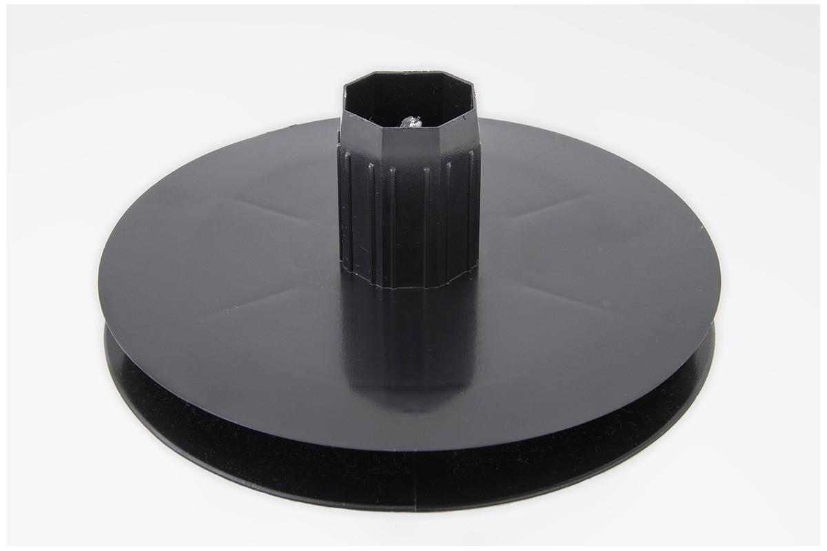 Koło nawojowe z obsadką Ø40, Ø155 mm