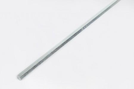 Trzpień bez ucha sześciokątny dł. 500 mm