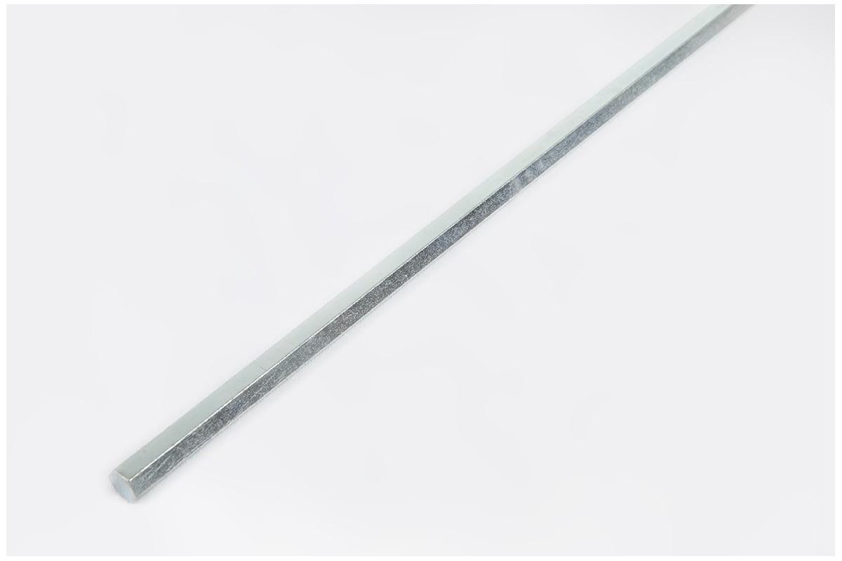 Trzpień bez ucha sześciokątny dł. 750 mm