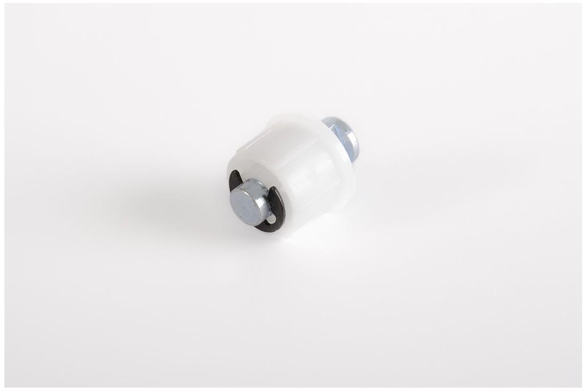 Cap for round tube Ø 28