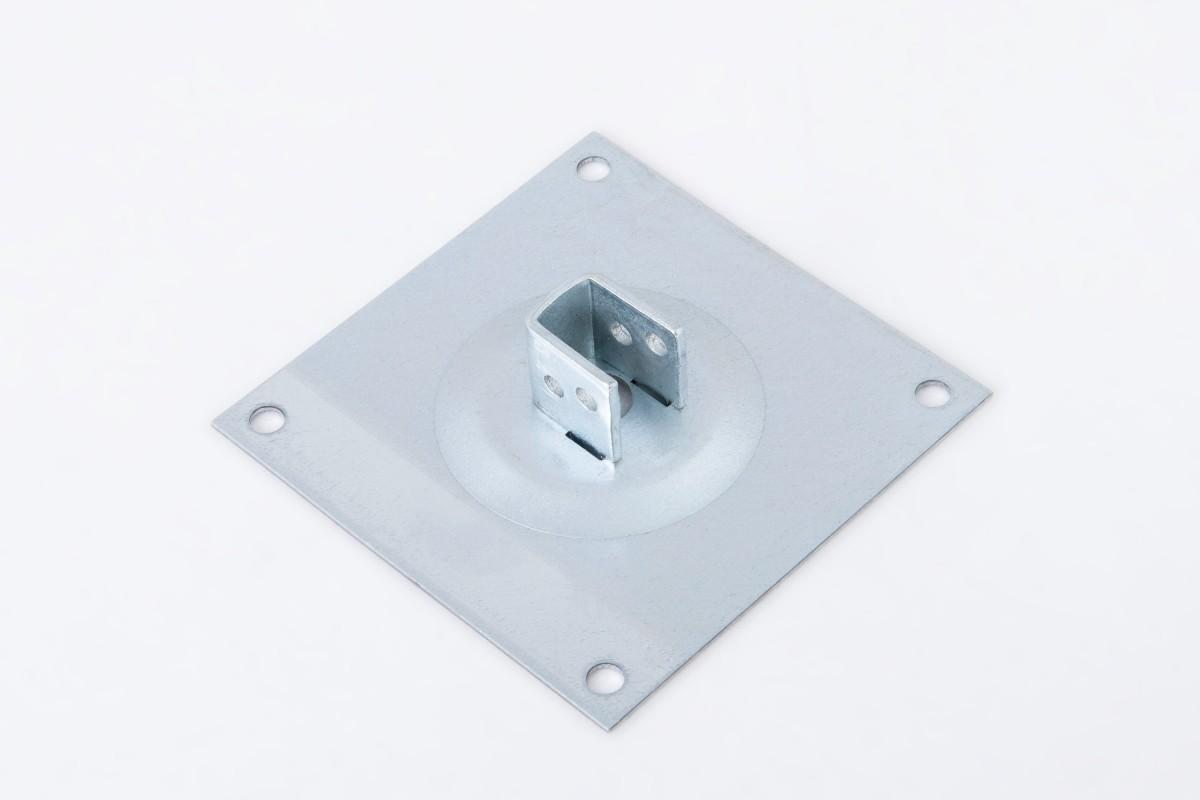 Uchwyt do mechanizmu sprężynowego - DUŻY 100x100 mm
