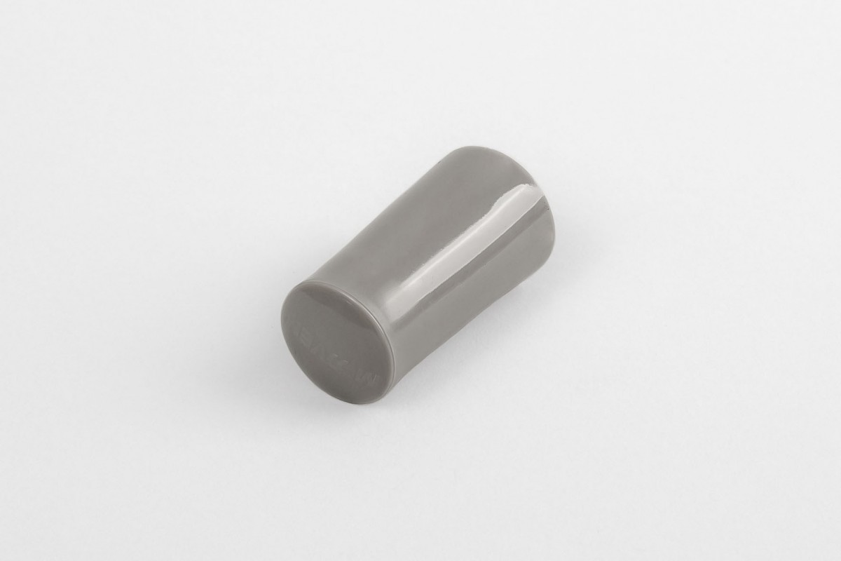 Kołek oporowy 40 mm z zaślepką, stalowa oliwka