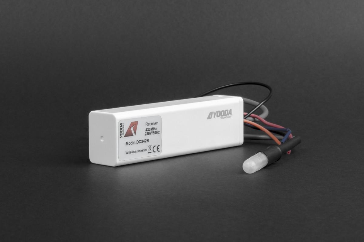 Центральное 1-канальное радиоуправление MIKRO с микропереключателем