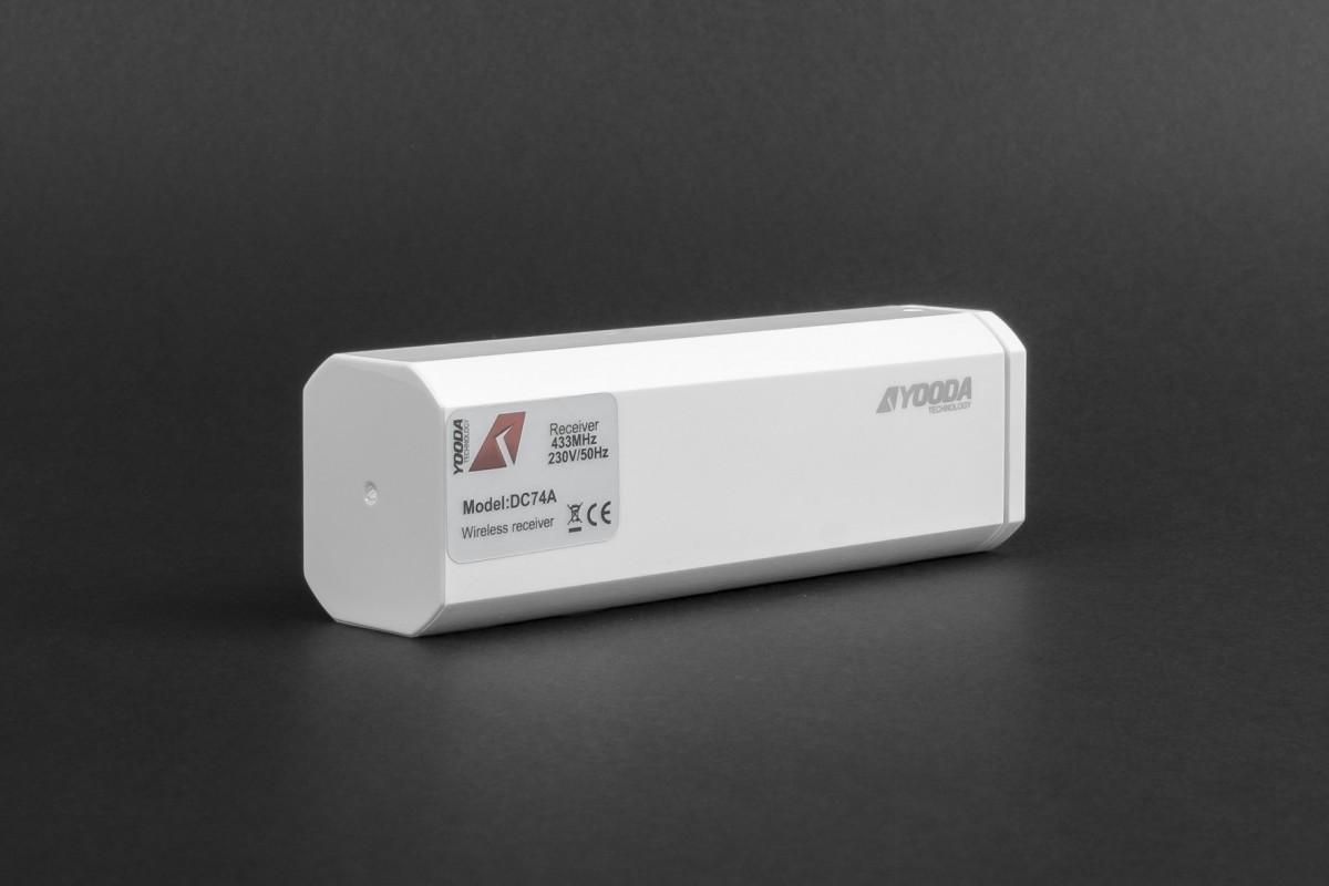 Центральное 1-канальное радиоуправление MINI (IP65) - max 800W