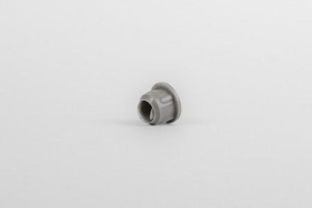 Zaślepka Ø10 bez rozcięcia, stalowa oliwka