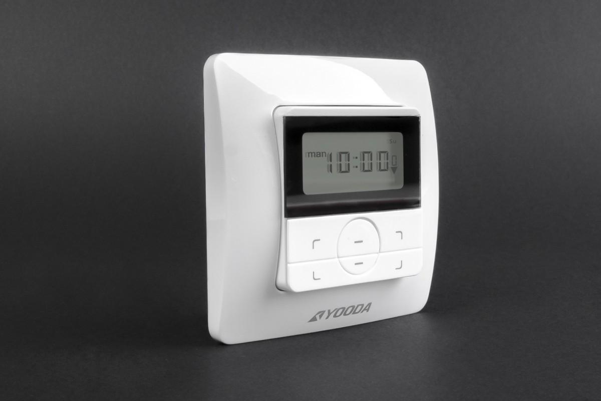 Zegar przewodowy AURA 1-kanałowy