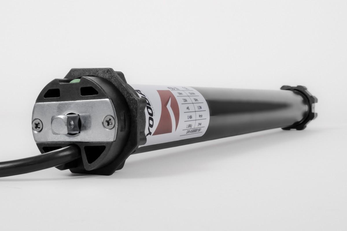 Внутривальный электропривод 10 Nm, 15 об./мин. с электронной системой концевых выключателей