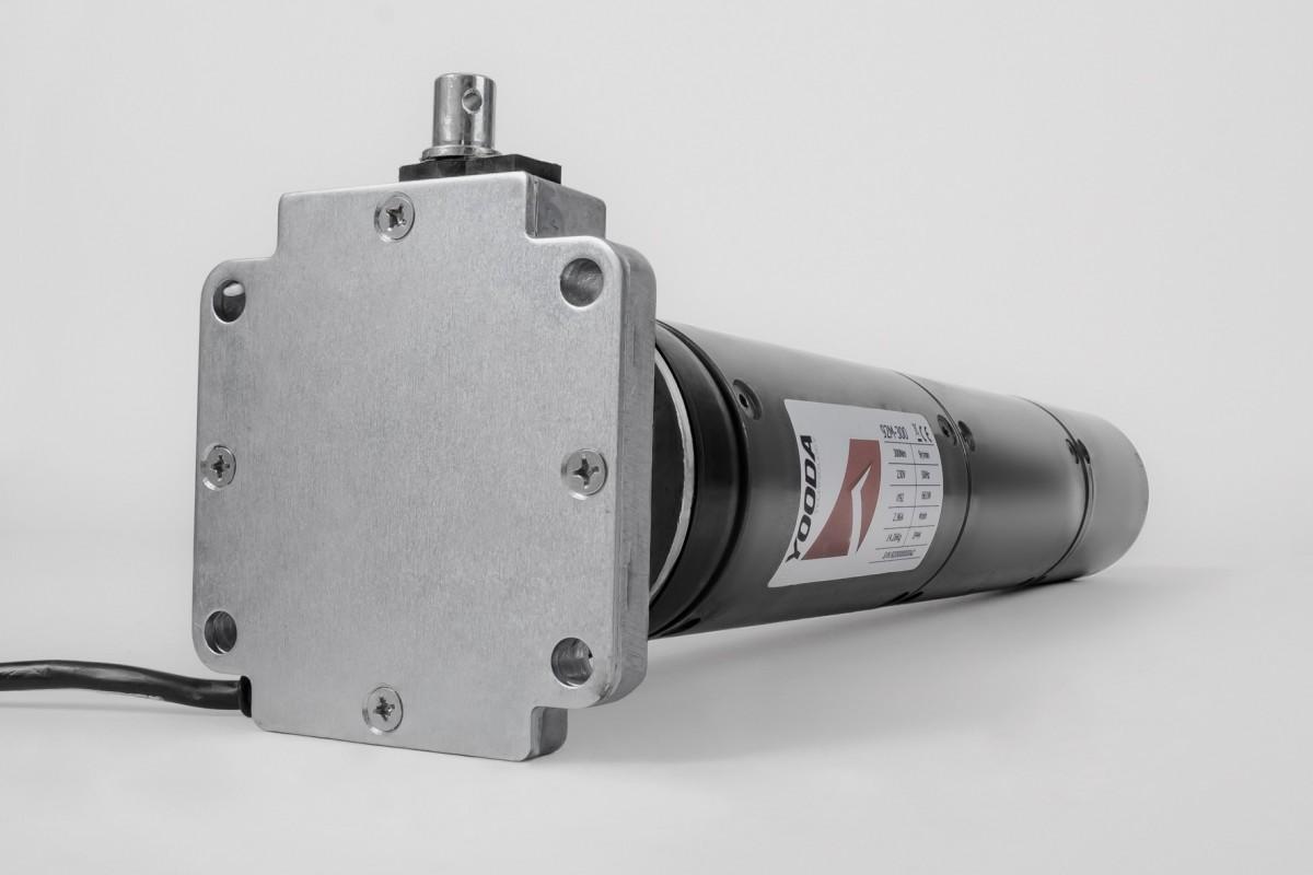 92M series tubular motor, 140 Nm, with emergency opening