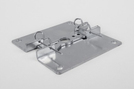 Handle for 35 and 45 series for PVC boxes