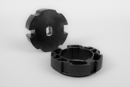 Адаптер круглый для вала Ø78 (электроприводы серии 45) ТИП 2