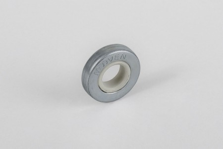 Ø28 / Ø10 bearing with PVC rim, without flange