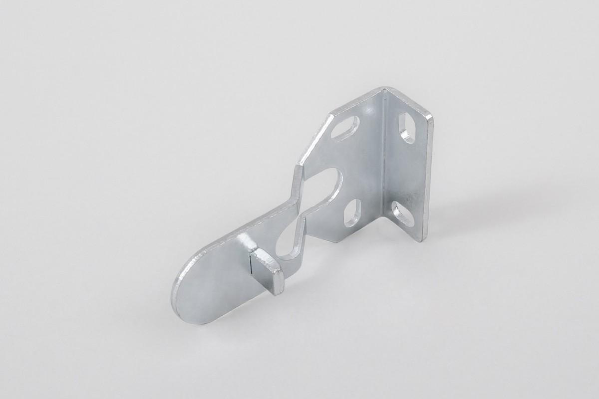 Universal-Metallgriff für Antriebe 16, 25 Serie, silber