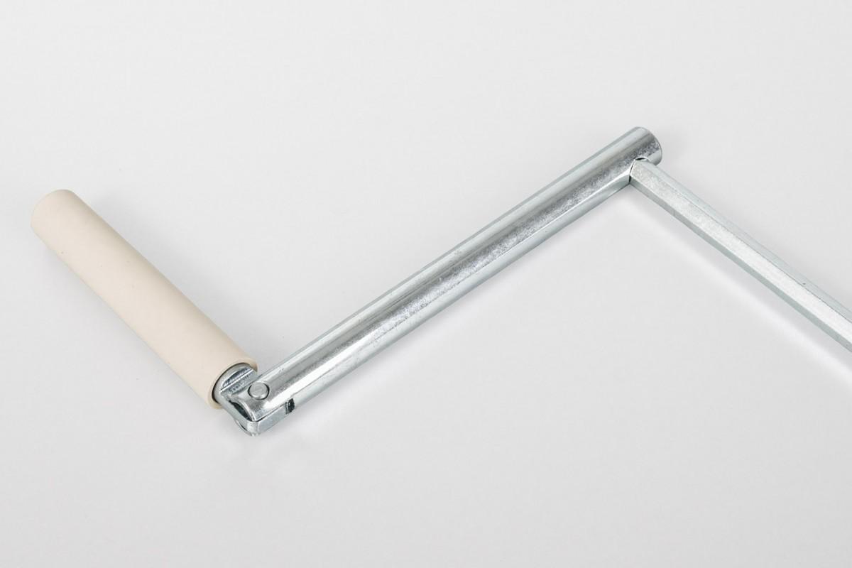 Korba 140 mm do napędów serii M L500 mm, beżowa