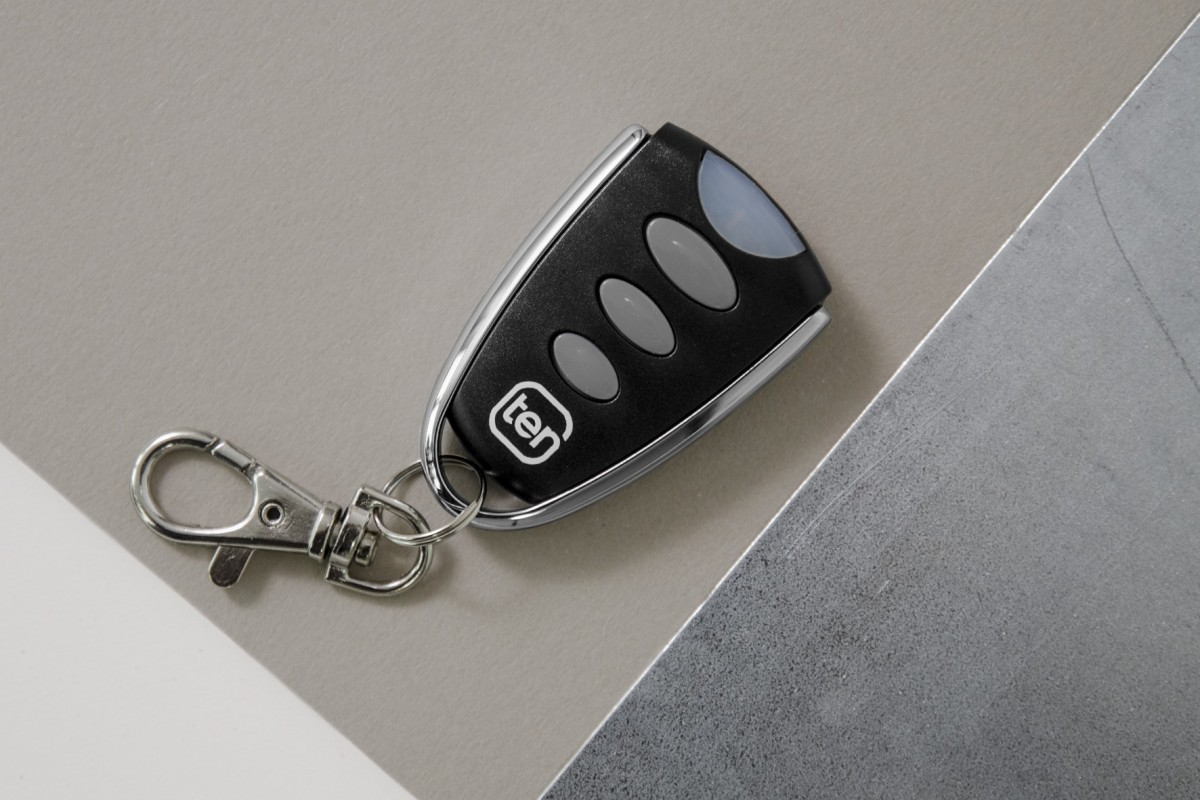 3-channel key ring