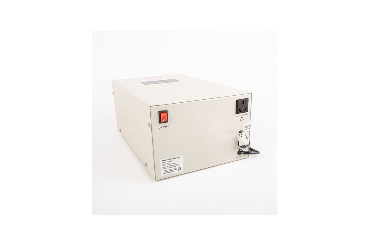 UPS emergency power supply for drives of max. 850 W