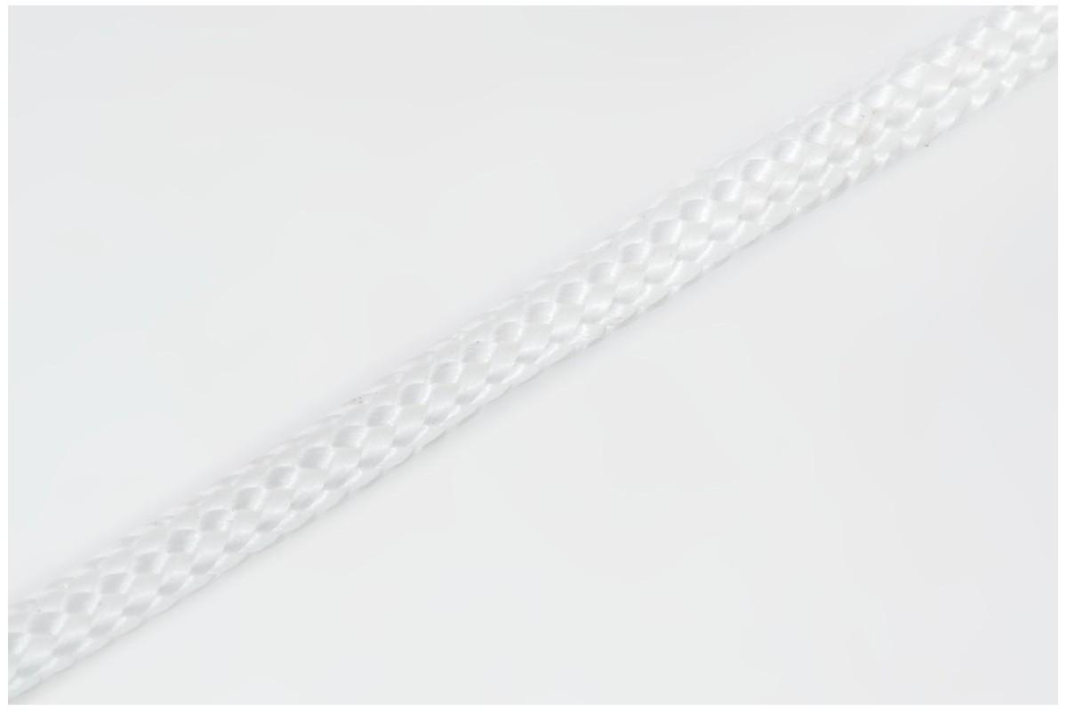 Sznurek do zwijacza fi 4 mm biały