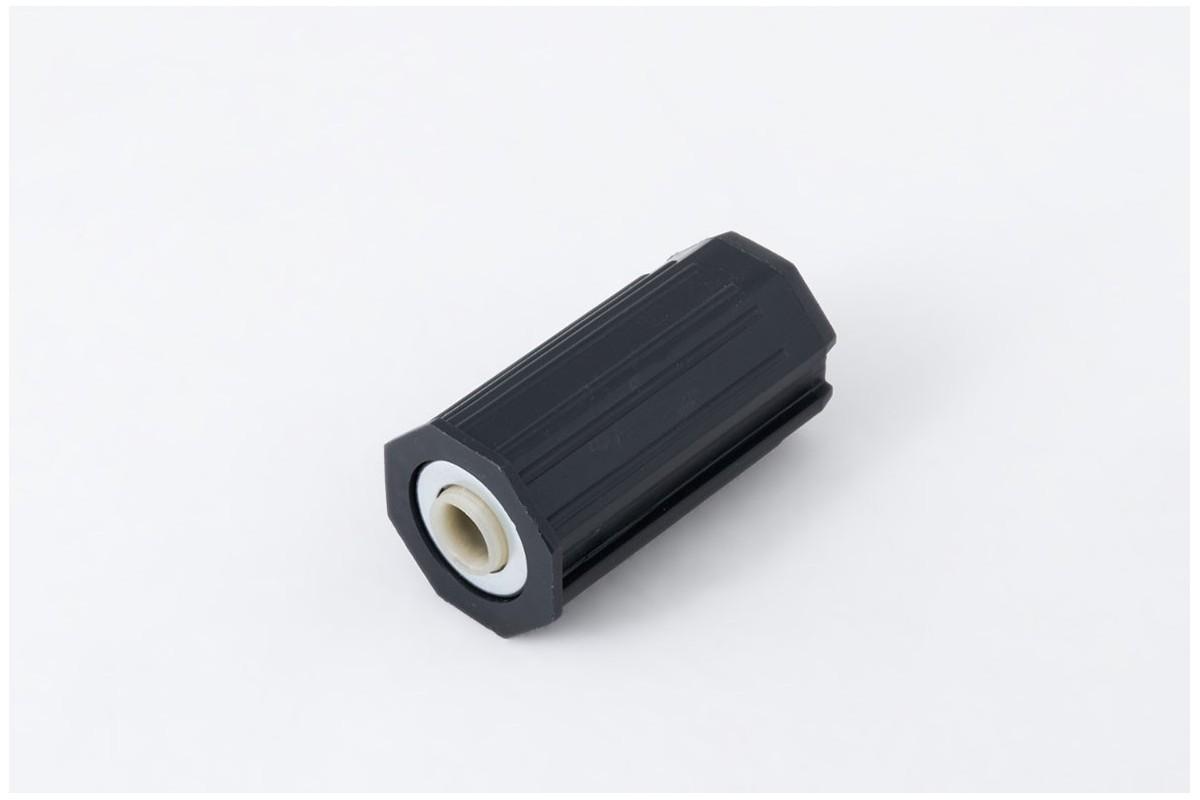Obsadka fi 40 L78 mm z łożyskiem
