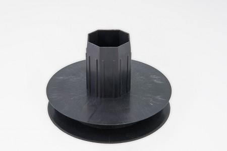 Koło nawojowe z obsadką Ø40, Ø110 mm