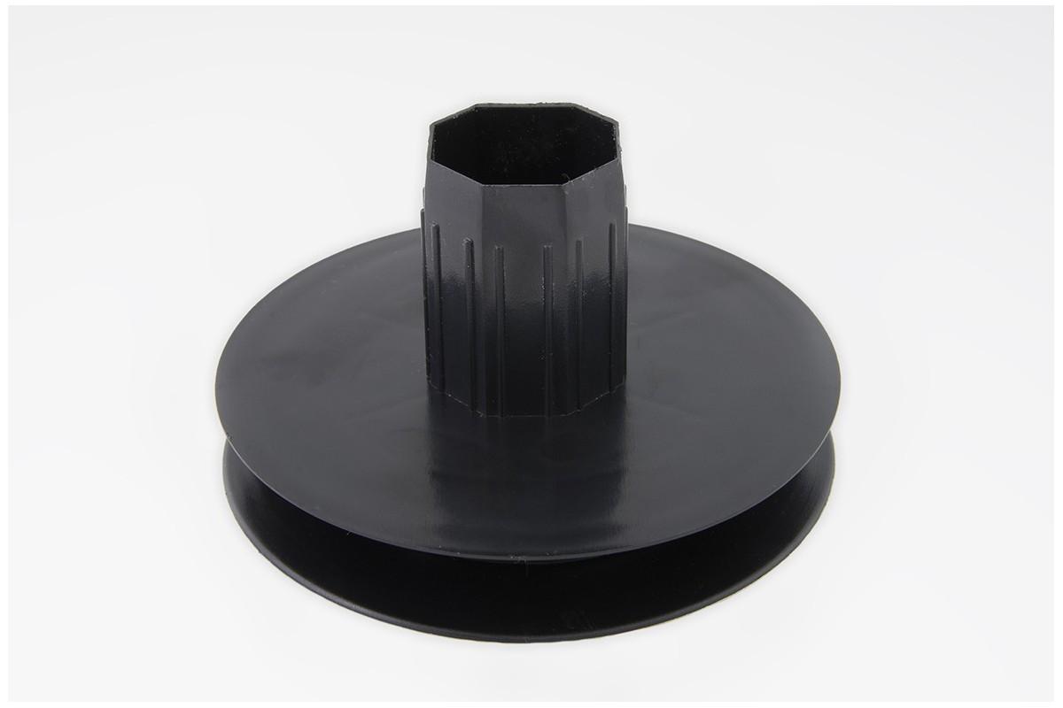 Koło nawojowe z obsadką Ø40, Ø120 mm