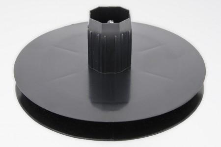 Koło nawojowe z obsadką Ø40, Ø170 mm