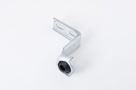 Podpora łożyska kątowa 85 mm z łożyskiem Ø40