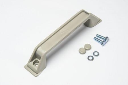 PVC grey handle