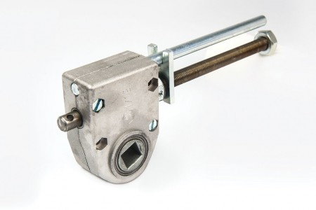 Crank gear, 1:13, up to 45 kg with switches