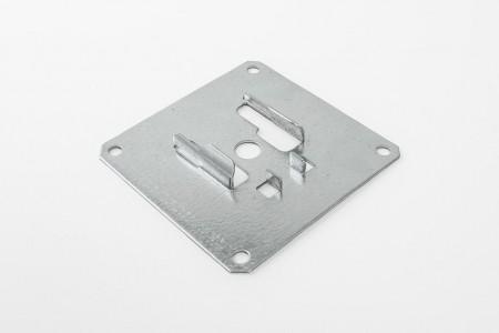 Standard bearing handle (Ø 42)