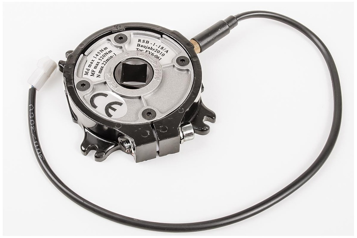 Inert brake for 59 and 64 series motor