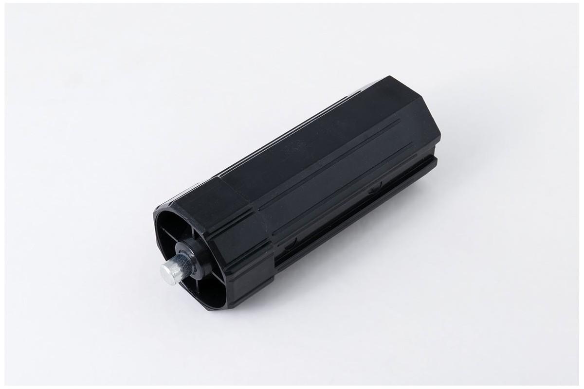 Obsadka Ø60 L150mm z ośką stałą Ø12 L7