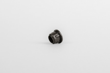 Hole plug for runner, Ø 10, dark brown