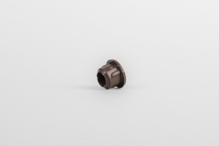 Hole plug for runner, Ø 10, light brown