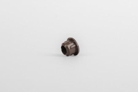 Заглушка для направляющих Ø 10 светло-коричневая