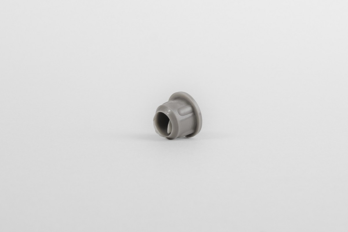 Hole plug for runner Ø10, steel olive