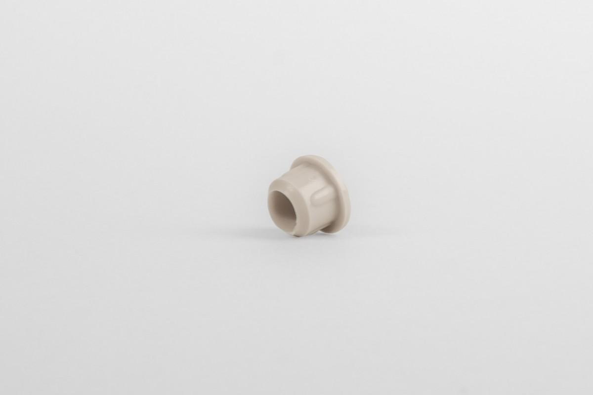 Hole plug for runner, Ø10, dark beige