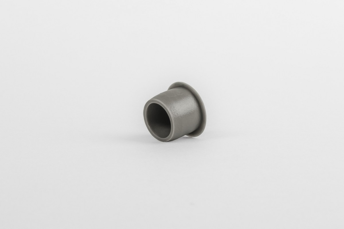 Hole plug Ø13, steel olive