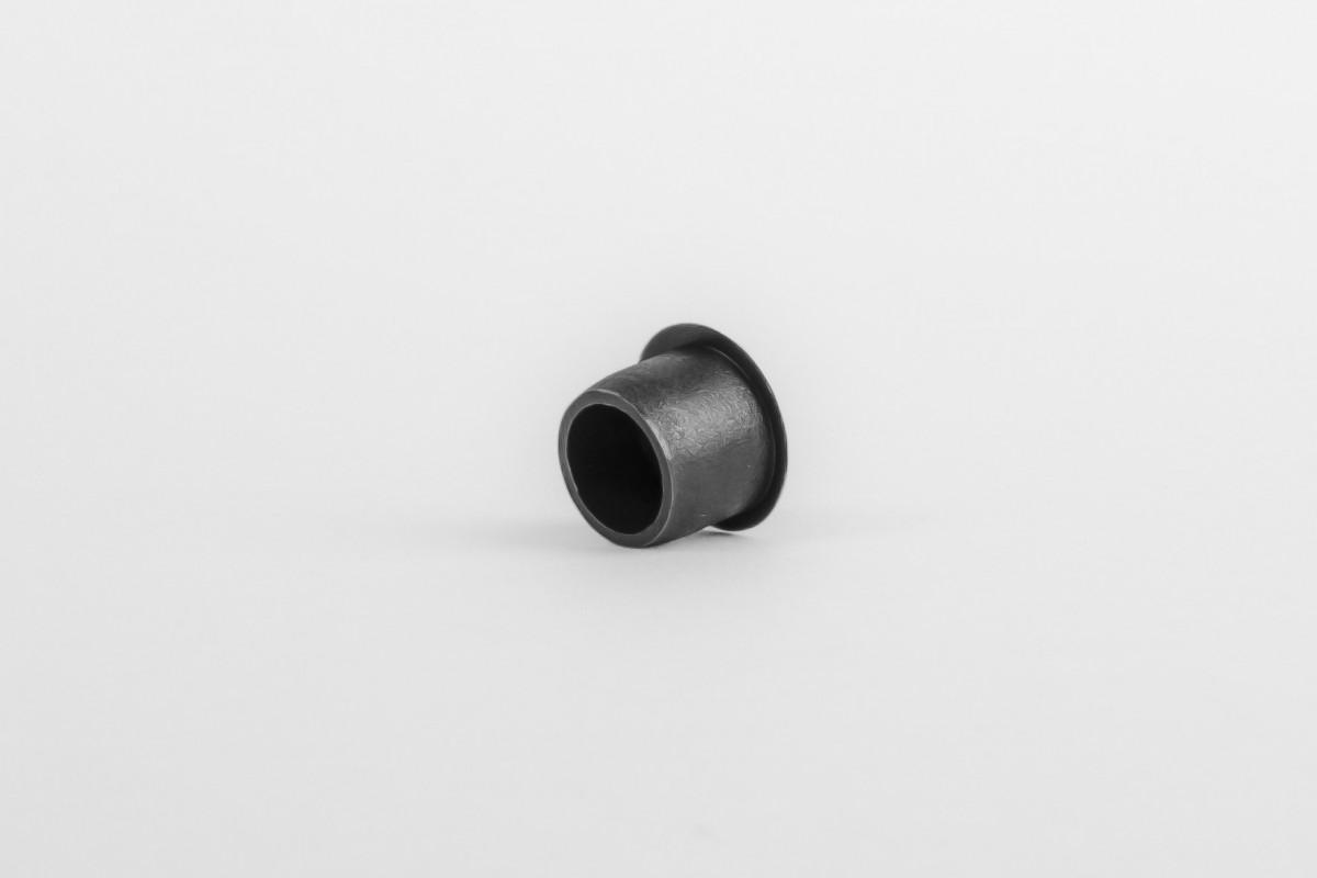Zaślepka Ø13 bez rozcięcia, czarna