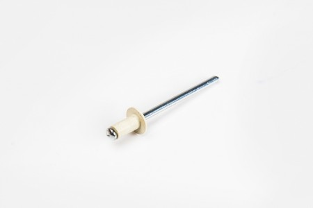 Nit Ø4 x 8 mm, beżowy