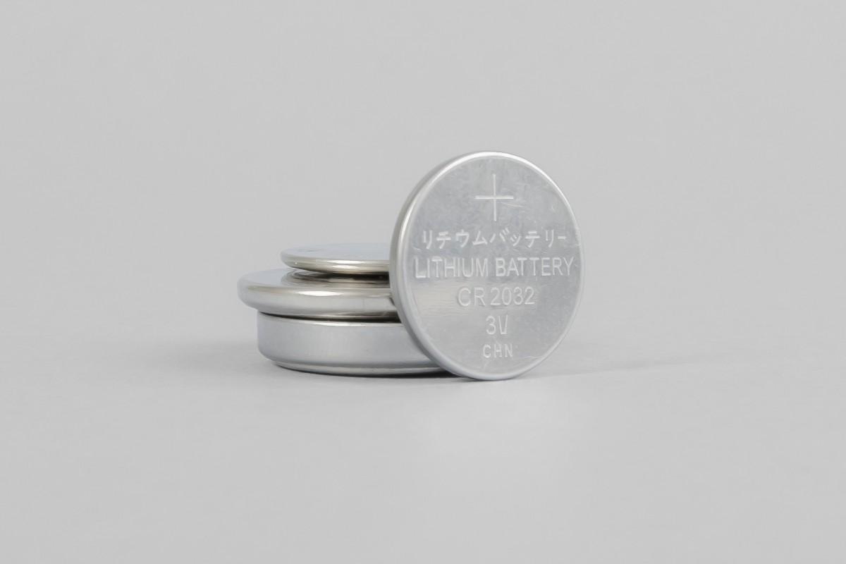 Батарейка 3V CR2032