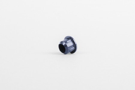 Ø10 hole plug without cut, navy blue