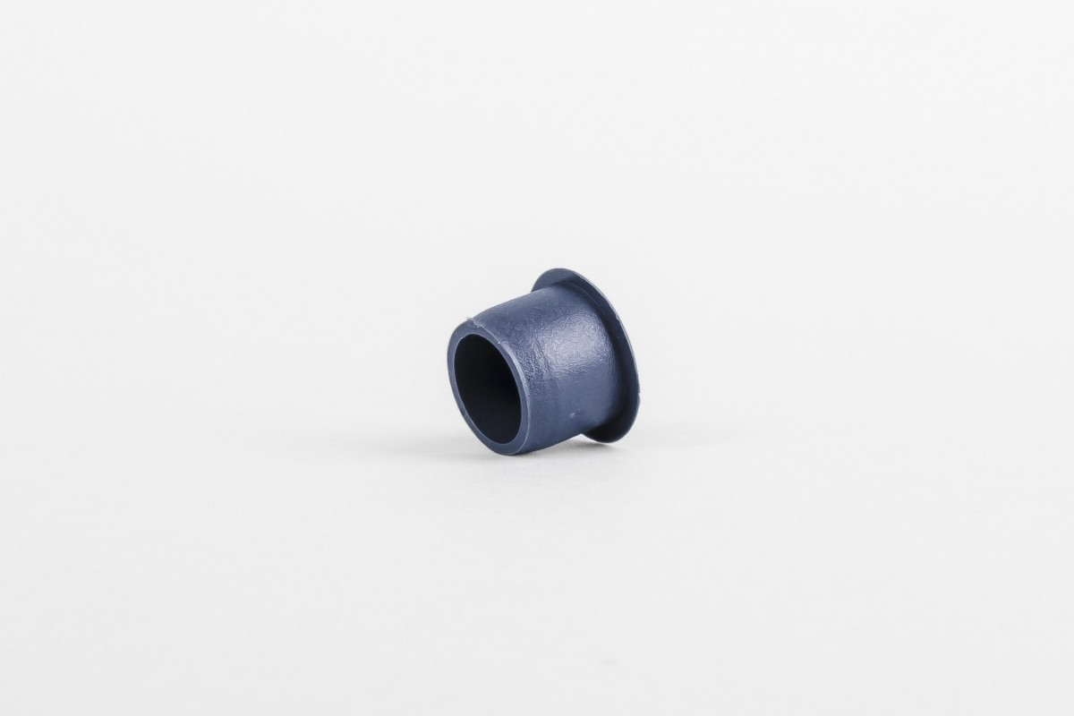 Ø13 hole plug without cut, navy blue
