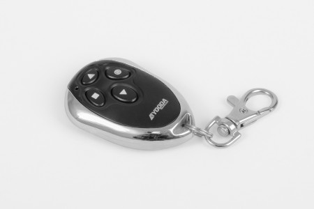Single-channel PORTA key-ring remote control