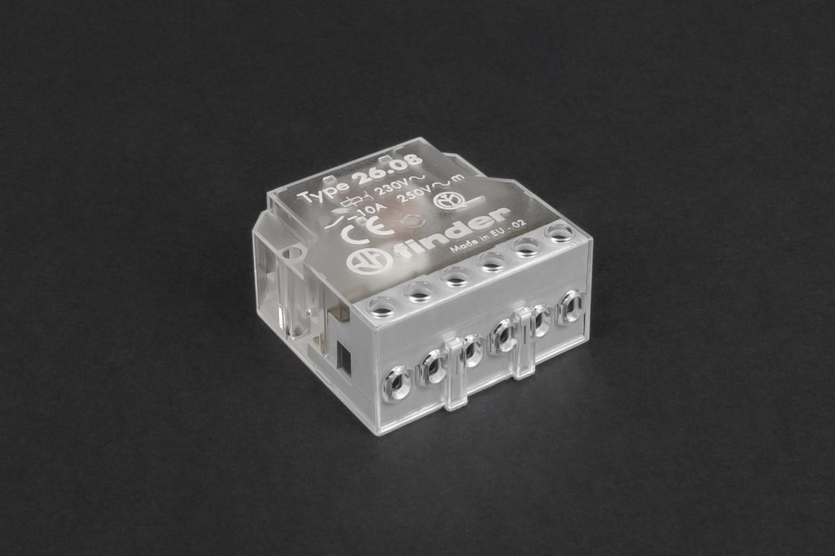 MR-2 relay, rocker switch