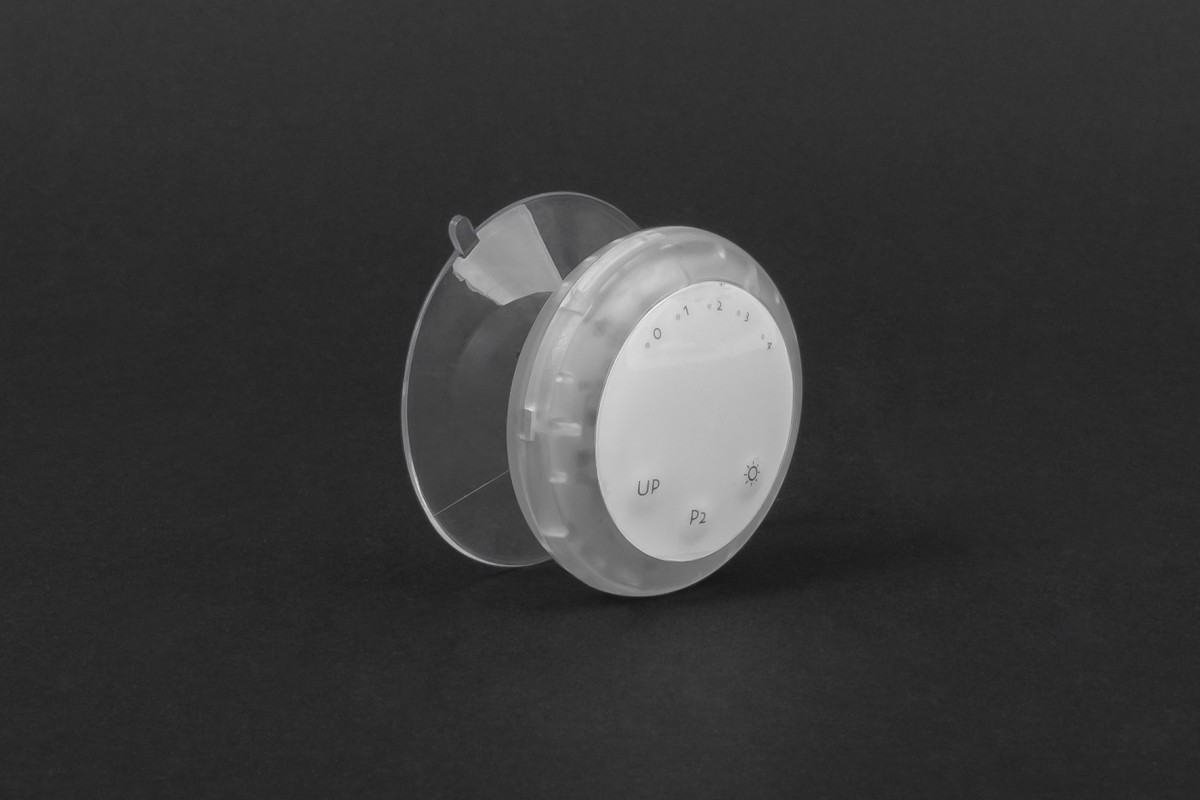 Wireless sunlight SOLEO sensor