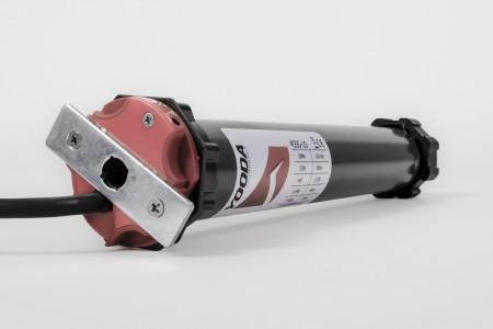 Внутривальный электропривод 10 Nm, 15 об./мин. - короткий 33 cm